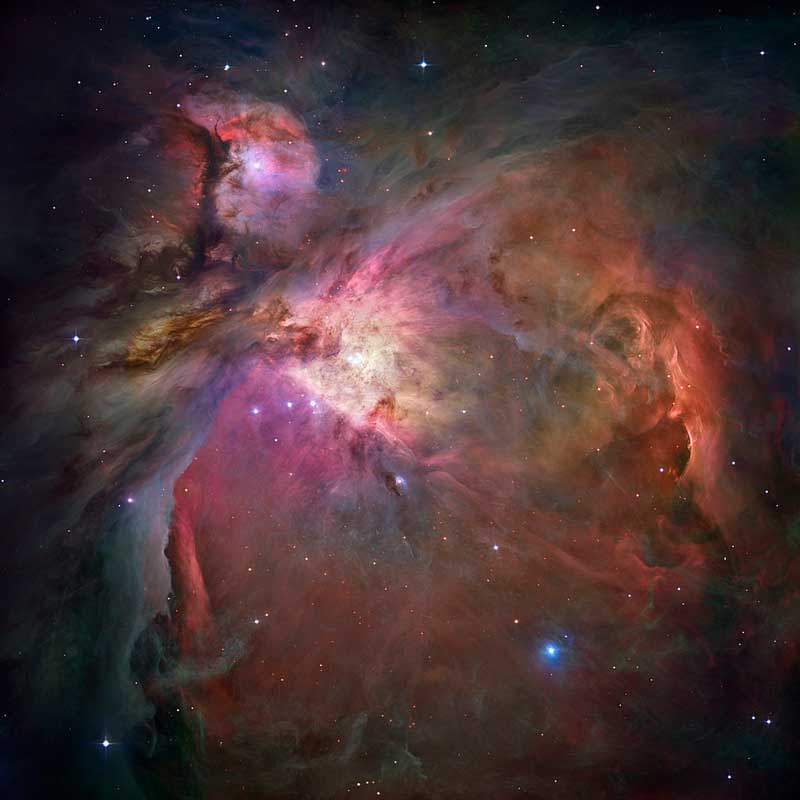 Orion Nebula (Messier 42, M42, NGC 1976)