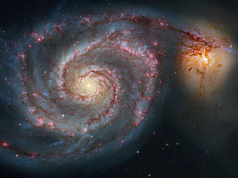 Whirpool Galaxy (M51)