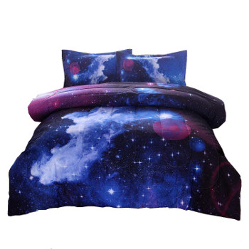 Outer Space Themed Bedding Sets